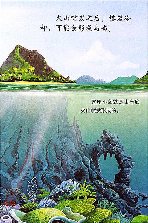 几亿年前的地球风景