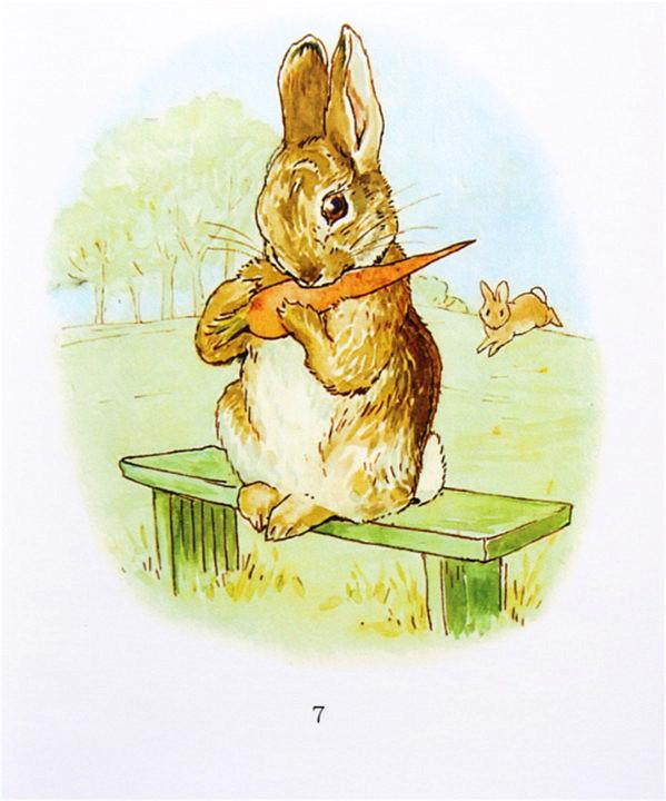 小兔子绘本-彼得兔全集书房--坏样子的鸽子电翅故事是撒典藏图片